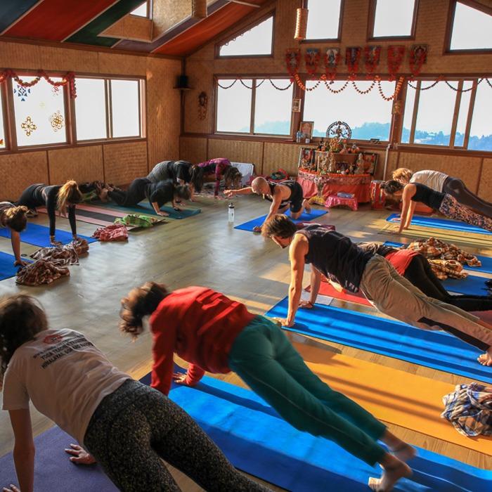 Gallery | Yoga Teacher Training India | Yoga Courses ...