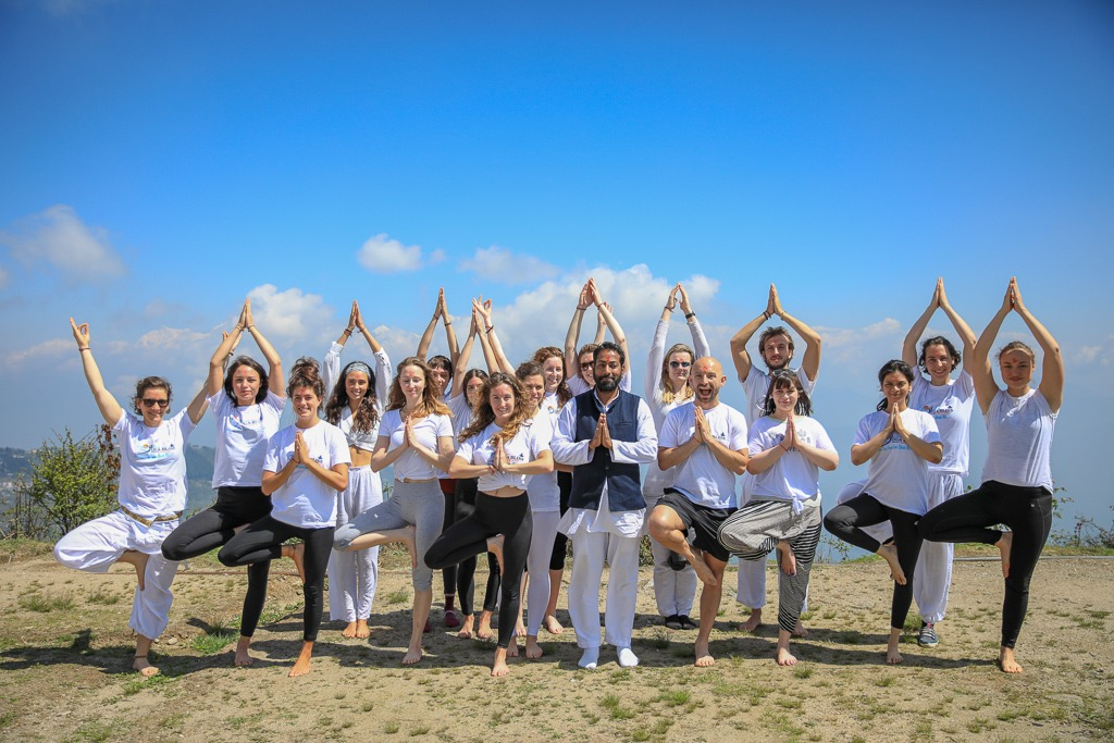 Best Yoga schools in India