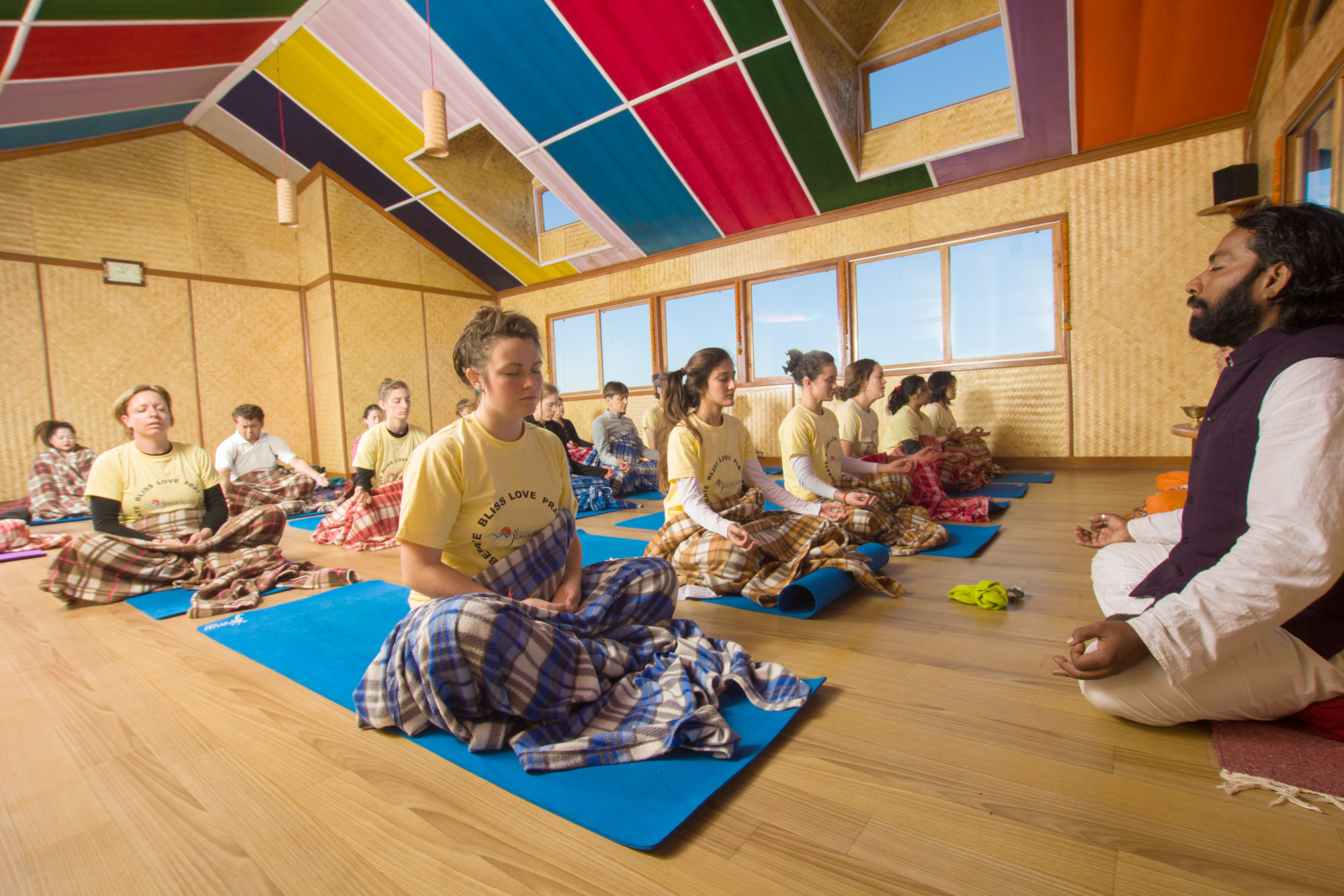 Meditation Teachers training and its purpose.